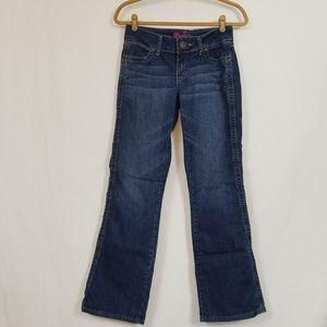 Vintage wrangler Jean's boot cut